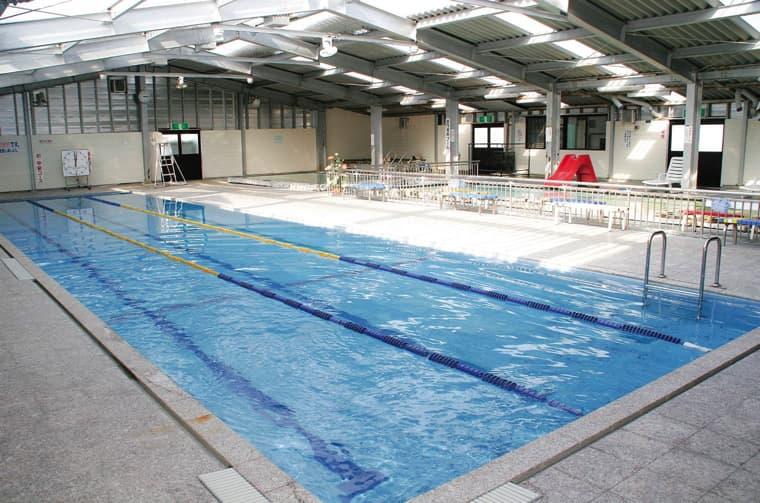 プールの写真